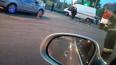 """На Колтушском шоссе """"Мерседес"""" на скорости влетел ..."""