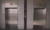 Лифт в 9-этажном доме Колпинского района работал только в день выборов