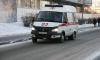 На Цимбалинском мосту водитель врезался в сугроб: два человека пострадали
