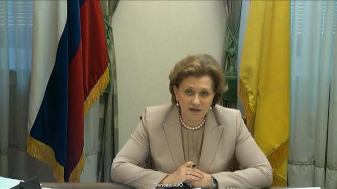 Попова рассказала, когда нужно было закрывать границы из-за COVID-19