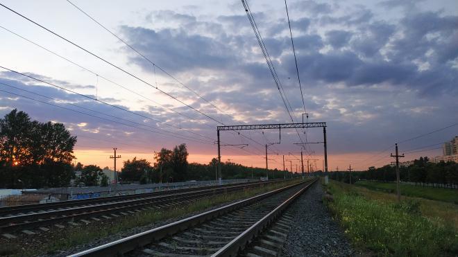 При работах на железной дороге в Ленобласти было украдено более 62 млн рублей