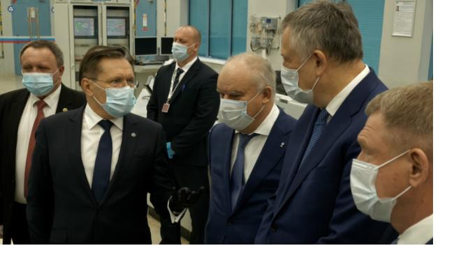 """""""Росатом"""" планирует построить 2 новых энергоблока на Ленинградской АЭС"""