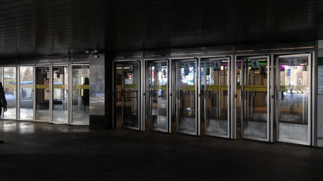 Петербургское метро не будет работать круглосуточно на майских праздниках