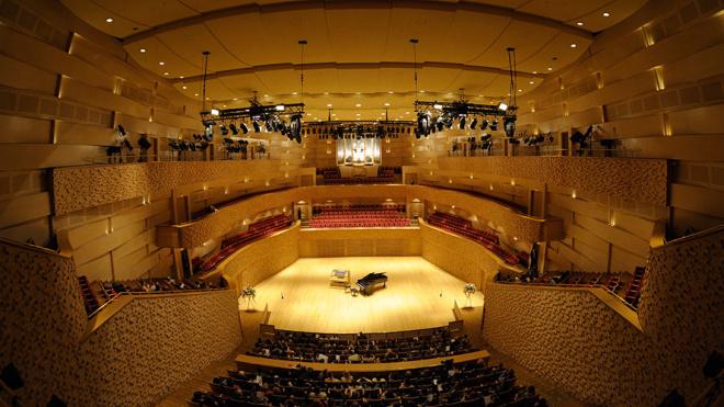 Валерий Гергиев откроет новый концертный зал в Петербурге