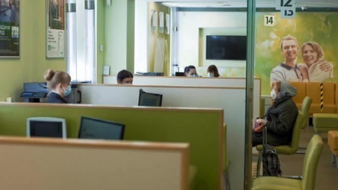 Большинство опрошенных клиентов Сбербанка на Северо-Западе довольны работой сервисов банка