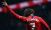 Форвард сборной Франции Гризманн не забил пенальти из-за жены