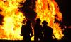 В Москве и Петербурге за ночь сгорели 11 грузовиков