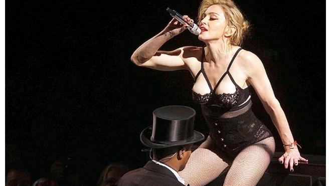 В этом году больше всех заработала певица Мадонна