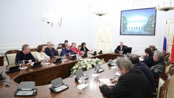 Александр Беглов призвал уже готовиться к следующей зиме