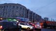На перекрестке Гражданского и Непокоренных светофоры ...