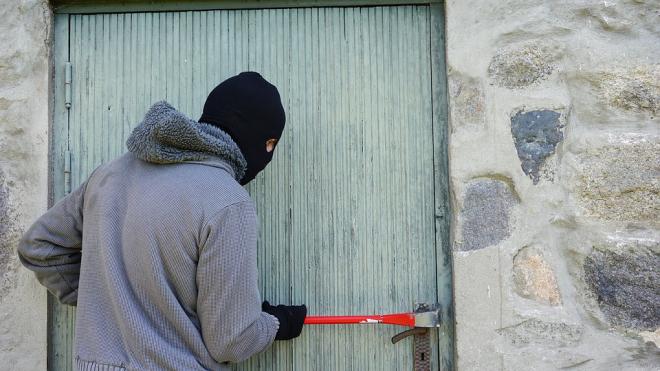 В Купчине вор-домушник украл из квартиры две иконы и три телевизора