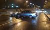 Тоннель на Канонерский остров перекрыли из-за столкновения двух автомобилей