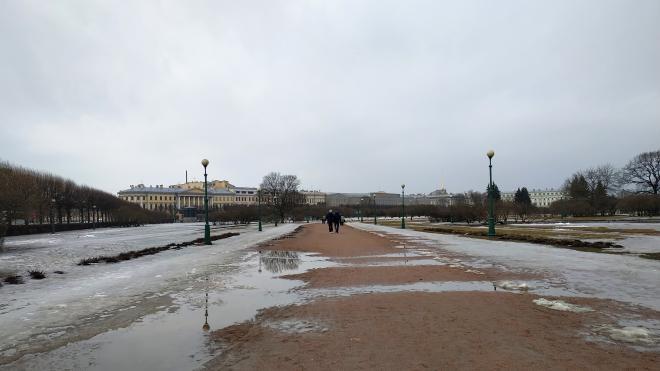 Петербургская погода будет соответствовать началу апреля
