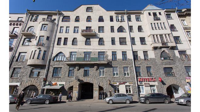 Квартиру Максима Горького на Кронверкском проспекте продают за 11,5 миллионов