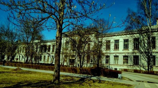 Фасад Химического корпуса СПбПУ будет отреставрирован