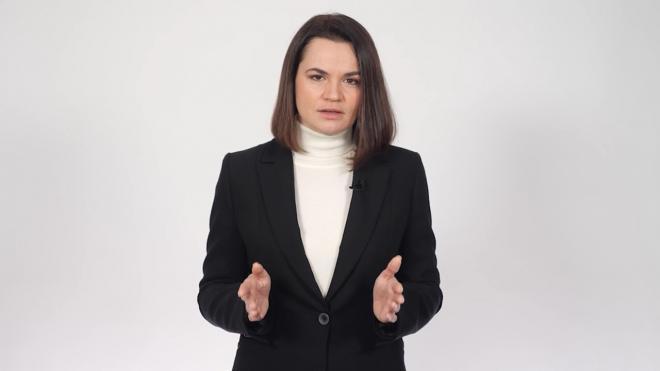 Тихановская заявила, что ей нужна помощь ОБСЕ для приезда в Белоруссию
