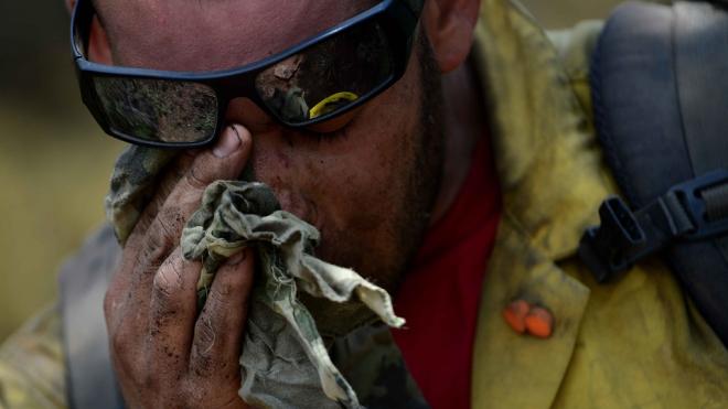 Роспотребнадзор запретил россиянам работать на улице в сильную жару