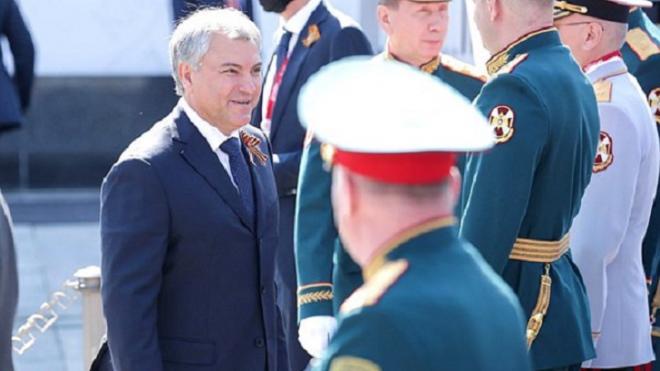 Эксперт оценил будущую позицию Володина в Государственной Думе