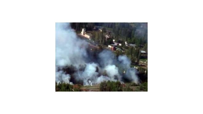 В пожаре на военном складе в Удмуртии «сгорело» 600 рабочих мест