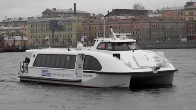 В Петербурге появятся три новых линии аквабусов