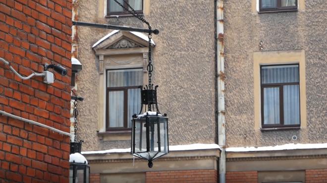 В 2019 году Петербург стал светлее на 27 тысяч фонарей