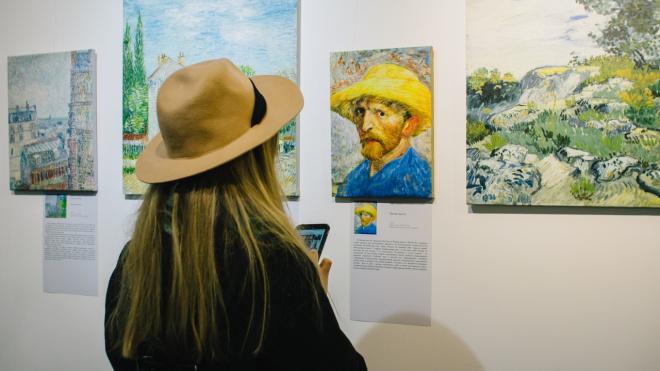 """Выставка """"Ван Гог и Гоген"""""""