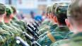 В конце мая на службу в армию отправят почти 3 тысячи ...