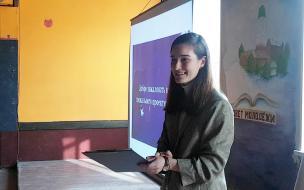 В Выборгском Доме молодежи прошел семинар по социальному проектированию