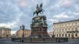 На время реставрации памятник Николаю I спрячут под ...