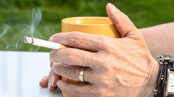 Курящие депутаты отказались платить штрафы за курение в общественных зонах