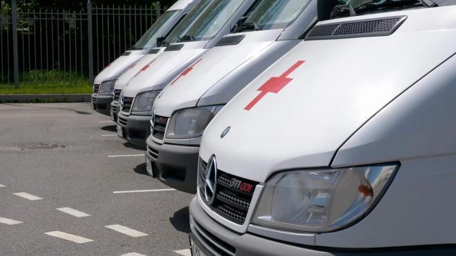 Число госпитализаций с коронавирусом в Петербурге выросло на 12% за неделю