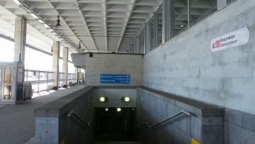 В Мурино отремонтируют подземные переходы на входе в метро