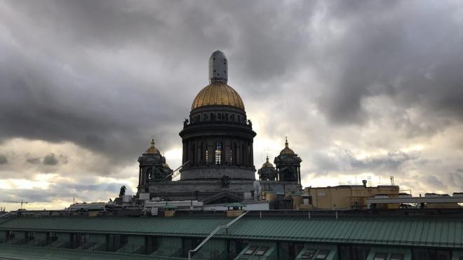 Голова Петра I станет туристическим логотипом Петербурга