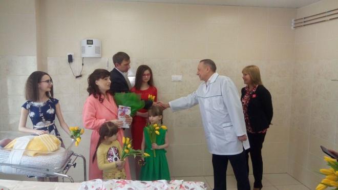 Взаимодействие Беглова и депутатов обеспечило ремонт роддома в Петербурге