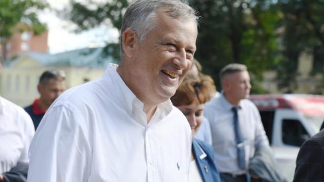 Александр Дрозденко посетит Гатчинский район с рабочим визитом