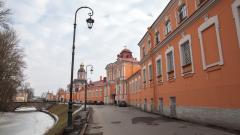 Семинарский корпус Александро-Невской лавры отреставрируют за 78,6 млн рублей