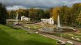 В конце апреля в Петергофе включат фонтаны