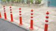 На дорогах Петербурга появятся особенные столбики