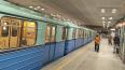 "На станции метро ""Девяткино"" заметили советские вагоны"