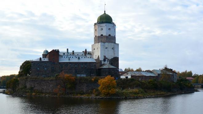 Выборгские археологи обнаружили следы шведского земляного вала конца XVII в