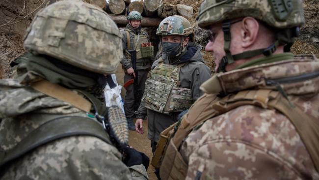 Президент Украины подписал закон для ускоренного пополнения армии резервистами
