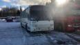 В Тосненском районе задержали автобусного нелегала