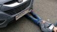 """У """"Академической"""" водитель сбил школьника, перебегающего ..."""