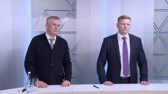 Глава Всеволожского района поприветствовал жителей по видеосвязи и сообщил об открытии новых школ