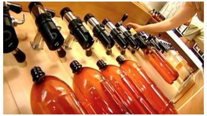 """Петербуржцы могут остаться без пива, водки и """"ерша"""""""