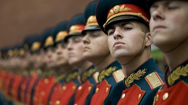 В Ленобласти более 1,5 тыс. военных примут участие в торжествах в День Победы