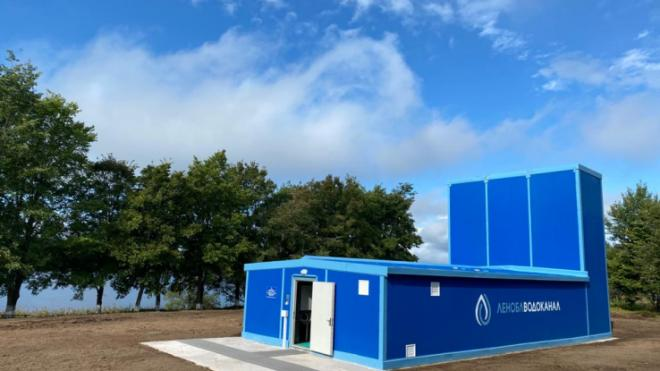 В Ленинградской области установят 109 станций для отчистки воды