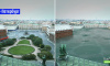 Greenpeace через FaceApp состарил Петербург, Байкал и ледники Арктики