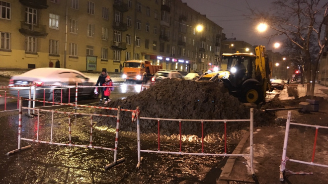"""ГАТИ возбудила административные дела из-за ремонта """"Теплосети"""" на Зайцева: нарушения устранены"""