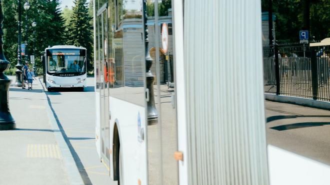 В Северной столице автобусы-шаттлы перевезли почти 30 тысяч болельщиков